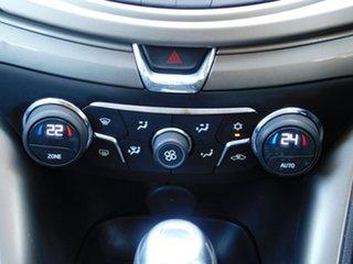 2017 Holden Commodore Evoke Sedan.