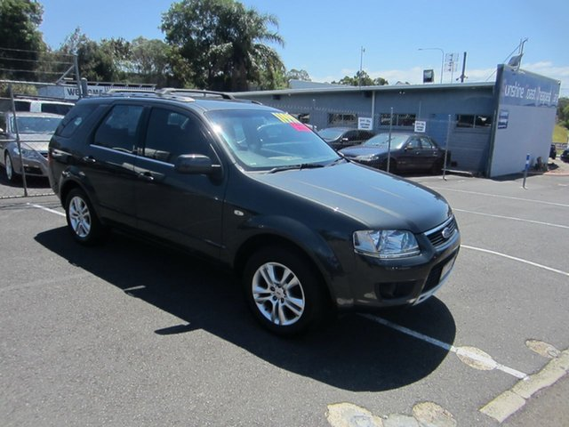 Used Ford Territory TS RWD Limited Edition, Alexandra Headland, 2010 Ford Territory TS RWD Limited Edition Wagon