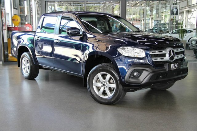 Used Mercedes-Benz X-Class X250d 4MATIC Progressive, North Melbourne, 2018 Mercedes-Benz X-Class X250d 4MATIC Progressive Utility
