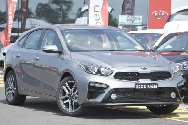 Demonstrator, Demo, Near New Kia Cerato Sport, Warwick Farm, 2018 Kia Cerato Sport Hatchback