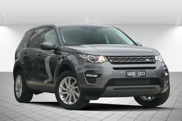 Discounted Used Land Rover Discovery Sport Td4 SE, Gardenvale, 2015 Land Rover Discovery Sport Td4 SE Wagon