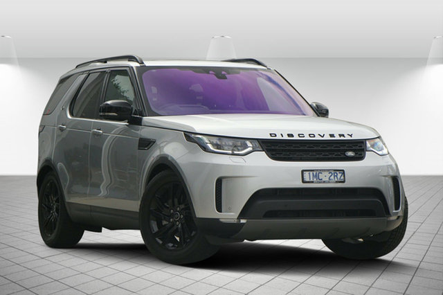 Discounted Demonstrator, Demo, Near New Land Rover Discovery TD6 HSE, Gardenvale, 2018 Land Rover Discovery TD6 HSE Wagon