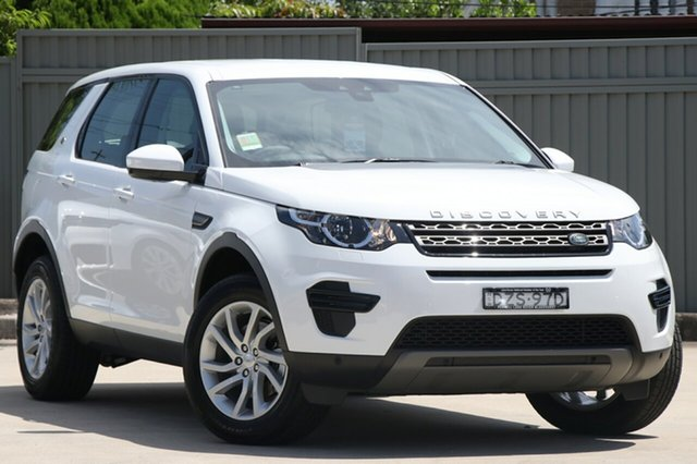 Demonstrator, Demo, Near New Land Rover Discovery Sport TD4 110kW SE, Blakehurst, 2018 Land Rover Discovery Sport TD4 110kW SE Wagon