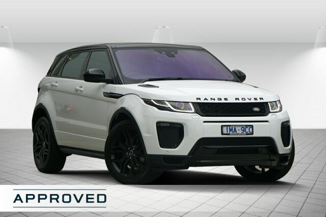 Discounted Used Land Rover Range Rover Evoque TD4 180 HSE Dynamic, Gardenvale, 2017 Land Rover Range Rover Evoque TD4 180 HSE Dynamic Wagon
