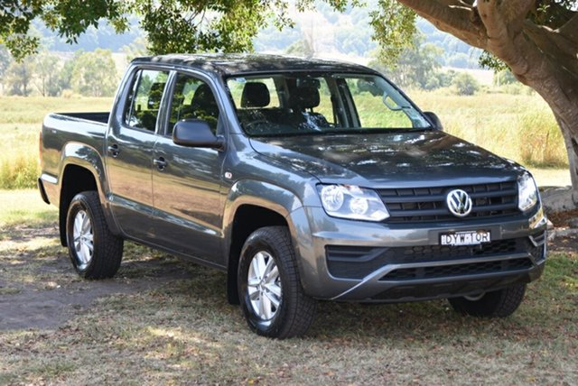 Demonstrator, Demo, Near New Volkswagen Amarok TDI420 4MOTION Perm Core, Southport, 2018 Volkswagen Amarok TDI420 4MOTION Perm Core Utility