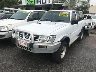 2003 Nissan Patrol DX Wagon.
