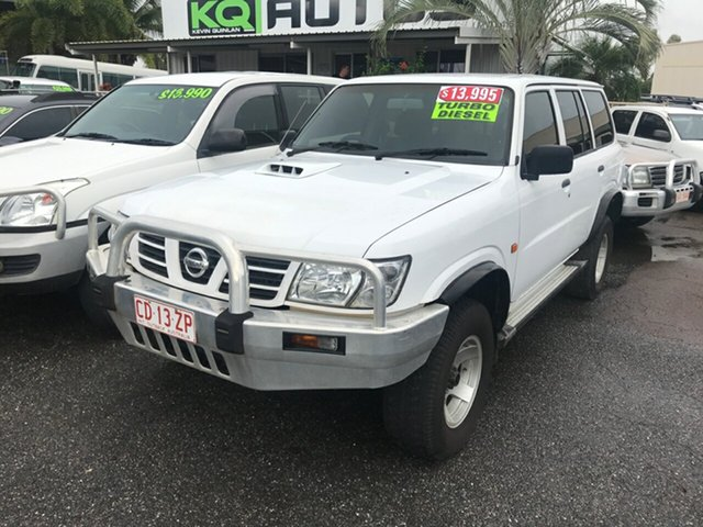 Used Nissan Patrol DX, Winnellie, 2003 Nissan Patrol DX Wagon