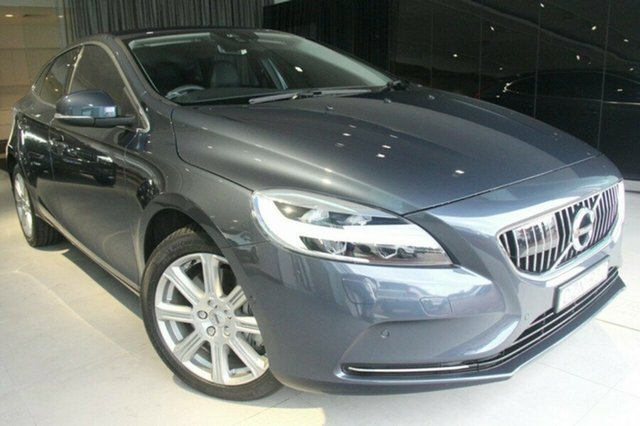 Discounted Used Volvo V40 T4 Adap Geartronic Inscription, Warwick Farm, 2018 Volvo V40 T4 Adap Geartronic Inscription Hatchback