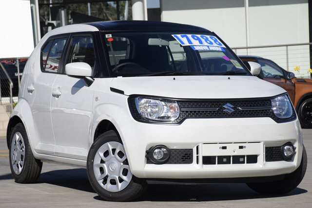 Discounted Demonstrator, Demo, Near New Suzuki Ignis GL, Warwick Farm, 2018 Suzuki Ignis GL SUV