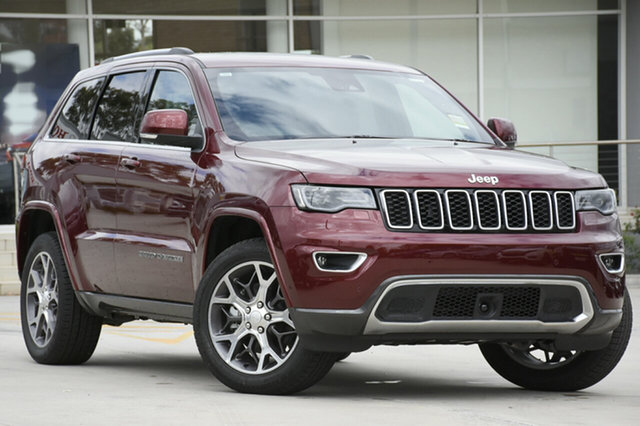 Discounted New Jeep Grand Cherokee 25th Anniversary, Narellan, 2018 Jeep Grand Cherokee 25th Anniversary SUV