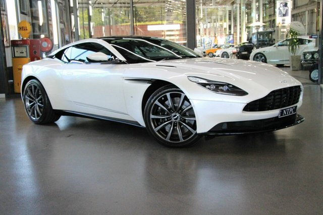 Used Aston Martin DB11, North Melbourne, 2017 Aston Martin DB11 Coupe