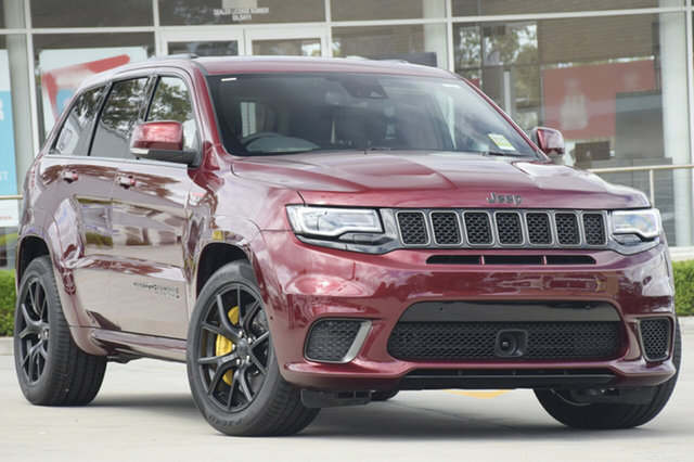 Discounted New Jeep Grand Cherokee Trackhawk, Warwick Farm, 2018 Jeep Grand Cherokee Trackhawk SUV