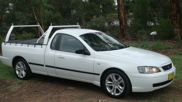 Used Ford Falcon XL Ute Super Cab, Queanbeyan, 2006 Ford Falcon XL Ute Super Cab Utility