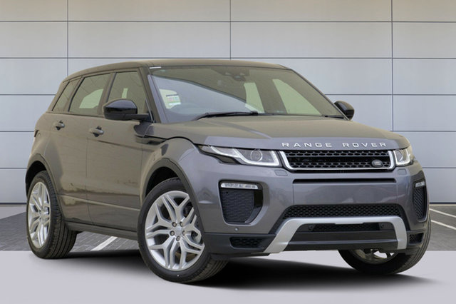 New Land Rover Range Rover Evoque TD4 180 SE Dynamic, Southport, 2017 Land Rover Range Rover Evoque TD4 180 SE Dynamic Wagon