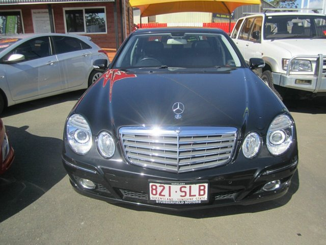 Used Mercedes-Benz E350 Elegance, Capalaba, 2006 Mercedes-Benz E350 Elegance Sedan