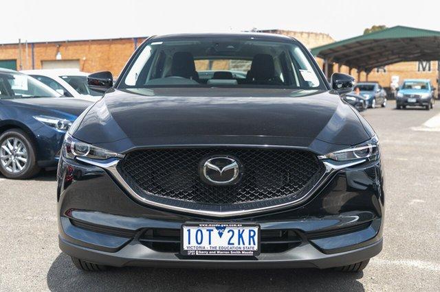 Demonstrator, Demo, Near New Mazda CX-5 Maxx (4x2) (5YR), Mulgrave, 2018 Mazda CX-5 Maxx (4x2) (5YR) MY18 (KF Series 2) Wagon