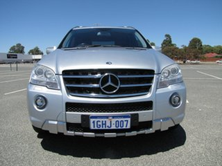 2010 Mercedes-Benz ML300 CDI BlueEFFICIENCY AMG Sports Wagon.