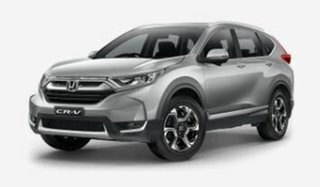 2018 Honda CR-V VTi-L FWD Wagon.