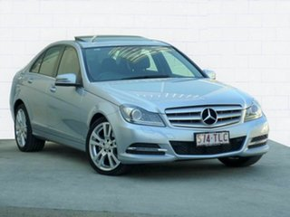 2013 Mercedes-Benz C250 CDI Avantgarde BE Sedan.