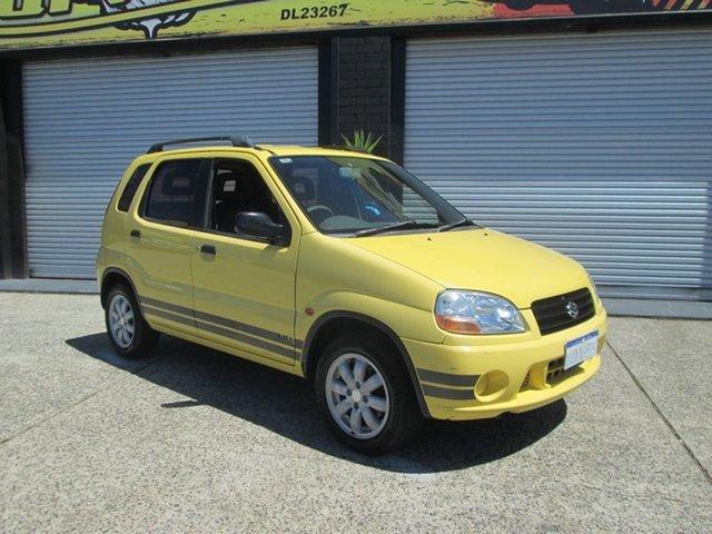 Used Suzuki Ignis GL, O'Connor, 2001 Suzuki Ignis GL Hatchback