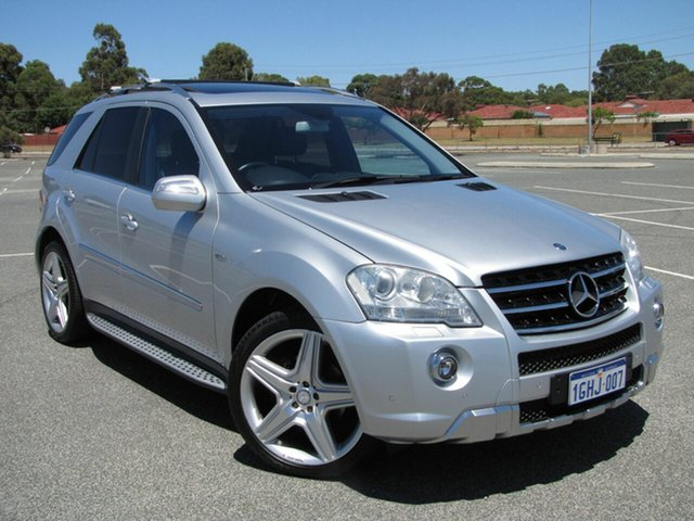 Used Mercedes-Benz ML300 CDI BlueEFFICIENCY AMG Sports, Maddington, 2010 Mercedes-Benz ML300 CDI BlueEFFICIENCY AMG Sports Wagon