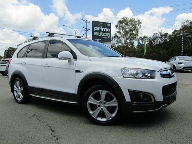 Used Holden Captiva 5 LTZ (AWD), Underwood, 2014 Holden Captiva 5 LTZ (AWD) Wagon