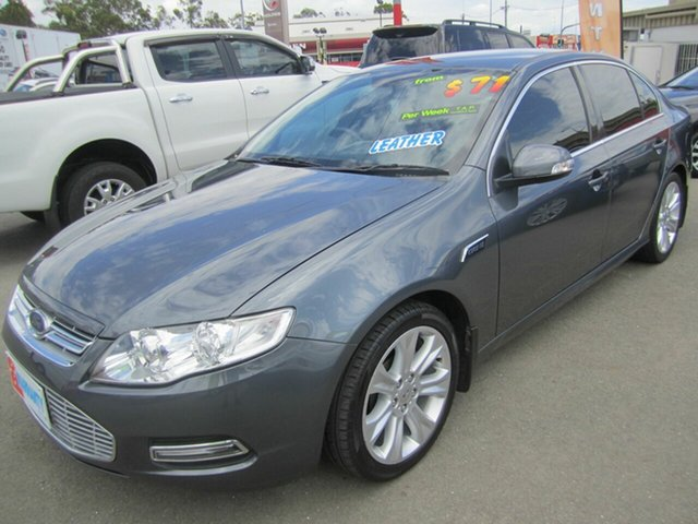 Used Ford Falcon G6 E Ecoboost, Capalaba, 2012 Ford Falcon G6 E Ecoboost Sedan