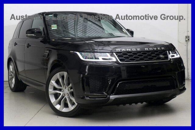 New Land Rover Range Rover Sport SDV8 CommandShift HSE, Alexandria, 2018 Land Rover Range Rover Sport SDV8 CommandShift HSE Wagon