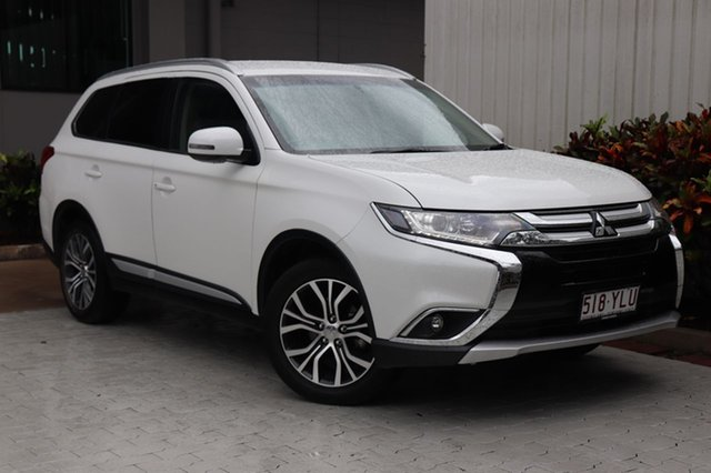 Used Mitsubishi Outlander LS AWD, Cairns, 2017 Mitsubishi Outlander LS AWD Wagon