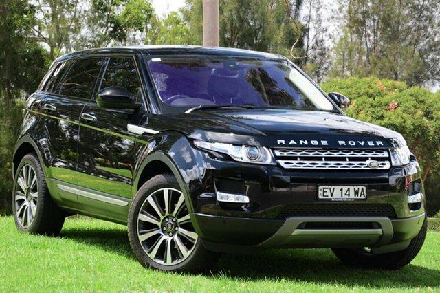 Used Land Rover Range Rover Evoque TD4 Prestige, Welshpool, 2014 Land Rover Range Rover Evoque TD4 Prestige Wagon