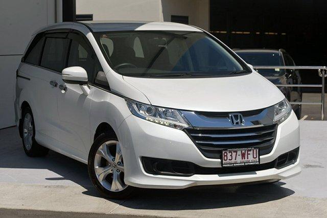 Used Honda Odyssey VTi, Southport, 2016 Honda Odyssey VTi Wagon