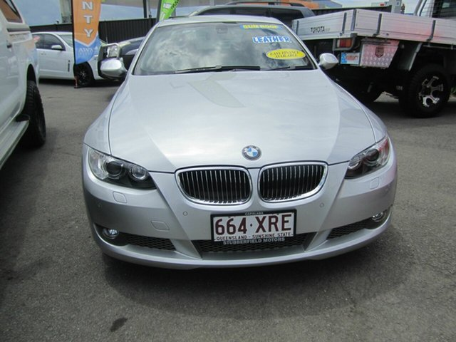 Used BMW 335i, Capalaba, 2007 BMW 335i Coupe