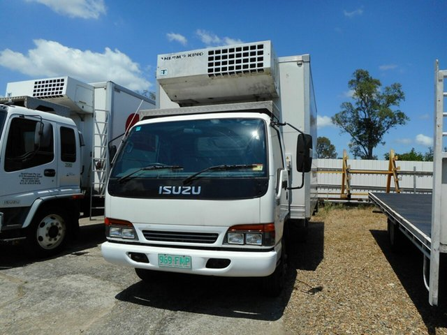 Used Isuzu NPR, Rocklea, 2000 Isuzu NPR Refrigerated Truck