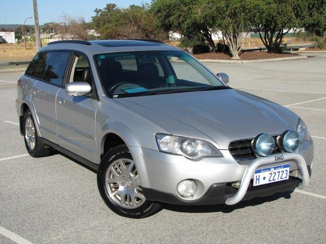 Used Subaru Outback Premium Pack D/Range AWD, Maddington, 2006 Subaru Outback Premium Pack D/Range AWD Wagon