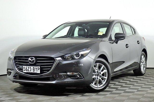 Used Mazda 3 Touring SKYACTIV-MT, Wayville, 2018 Mazda 3 Touring SKYACTIV-MT Hatchback