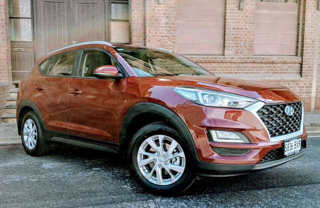 Demonstrator, Demo, Near New Hyundai Tucson Active X 2WD, Cheltenham, 2018 Hyundai Tucson Active X 2WD Wagon