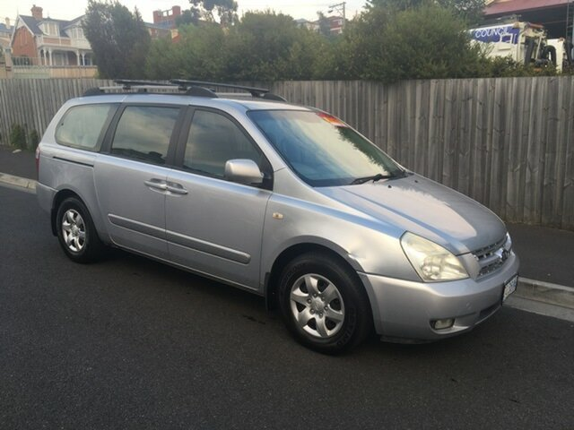 Used Kia Grand Carnival (EX), North Hobart, 2009 Kia Grand Carnival (EX) Wagon
