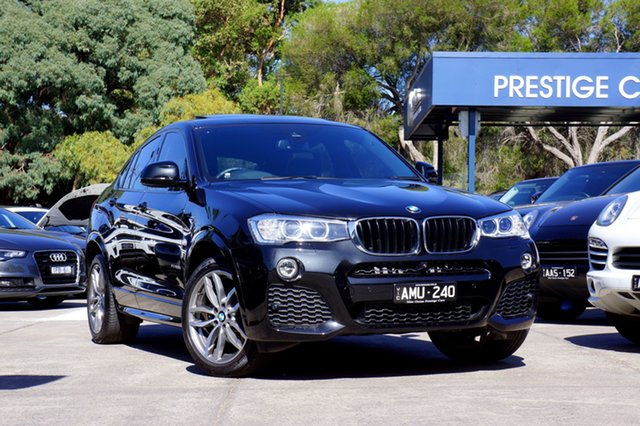 Used BMW X4 xDrive20d Coupe Steptronic, Balwyn, 2016 BMW X4 xDrive20d Coupe Steptronic Wagon