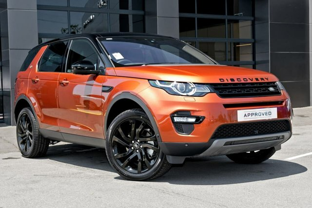 Used Land Rover Discovery Sport TD4 HSE Luxury, Artarmon, 2017 Land Rover Discovery Sport TD4 HSE Luxury Wagon