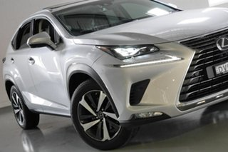 2018 Lexus NX NX300 AWD Sports Luxury Wagon.