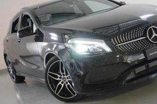 2017 Mercedes-Benz A200 D-CT Hatchback.