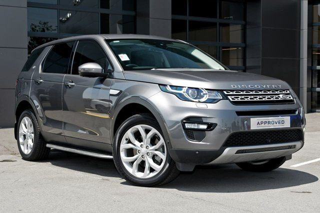 Used Land Rover Discovery Sport TD4 110kW HSE, Artarmon, 2017 Land Rover Discovery Sport TD4 110kW HSE Wagon