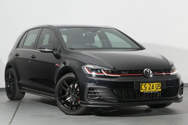 Discounted Used Volkswagen Golf GTI DSG, Campbelltown, 2018 Volkswagen Golf GTI DSG Hatchback