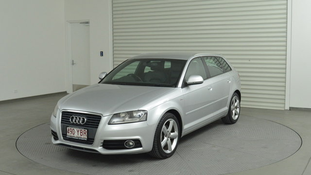 Used Audi A3 Ambition Sportback S Tronic, Southport, 2008 Audi A3 Ambition Sportback S Tronic Hatchback