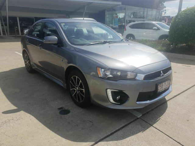 Discounted Demonstrator, Demo, Near New Mitsubishi Lancer ES Sport, Yamanto, 2017 Mitsubishi Lancer ES Sport Sedan