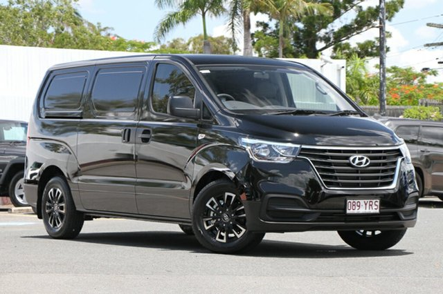 Demonstrator, Demo, Near New Hyundai iLOAD, Indooroopilly, 2018 Hyundai iLOAD Van