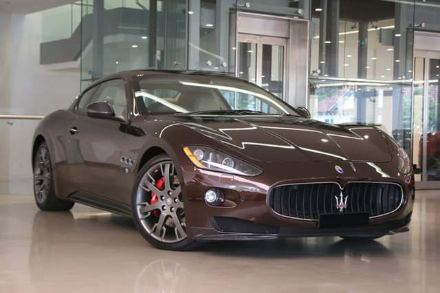 Used Maserati Granturismo S MC-Shift, Waterloo, 2010 Maserati Granturismo S MC-Shift Coupe