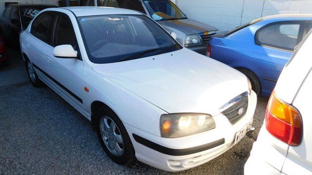 Used Hyundai Elantra GL, Somerton Park, 2002 Hyundai Elantra GL Sedan