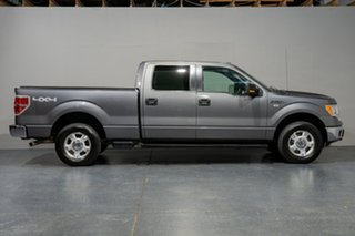 2011 Ford F150 4x4 Supercrew Longbed Utility.