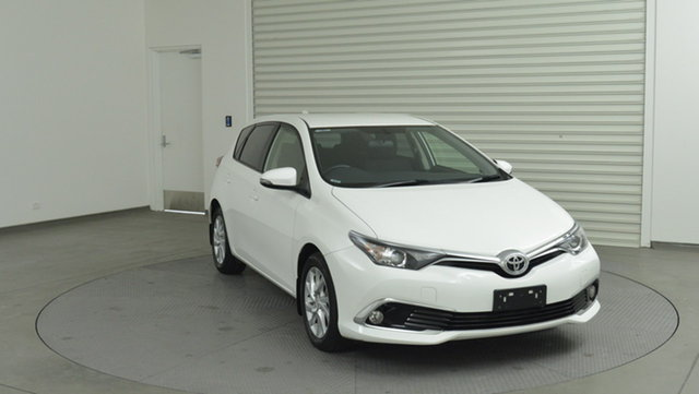 Used Toyota Corolla Ascent Sport S-CVT, Southport, 2017 Toyota Corolla Ascent Sport S-CVT Hatchback